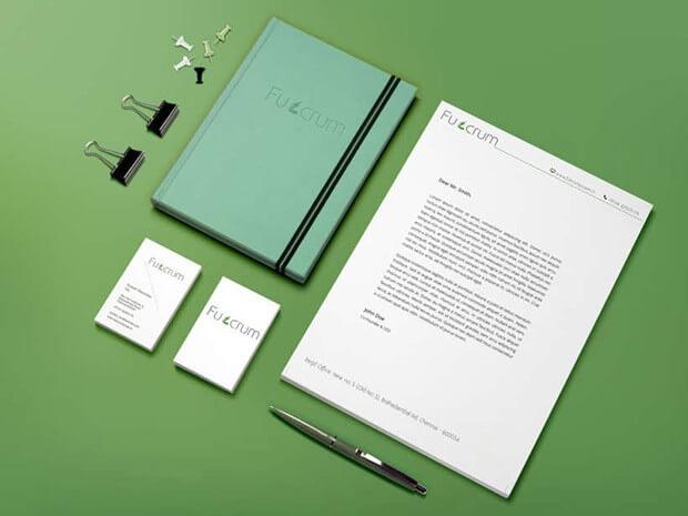 Fulcrum Branding Design